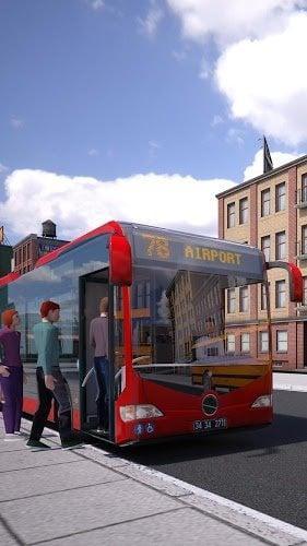 巴士模拟2016 APP截图