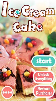 冰激凌蛋糕制作 APP截图