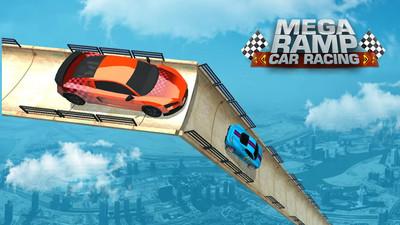 巨型坡道赛车:不可能的赛道3D APP截图