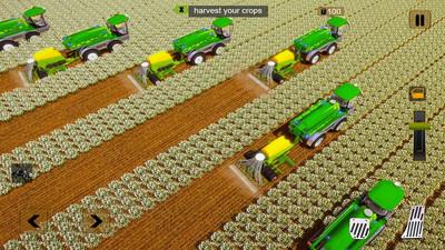 拖拉机农业模拟器2019 APP截图