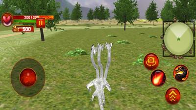 三头蛇模拟器 APP截图