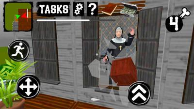 疯狂的恐怖修女 APP截图
