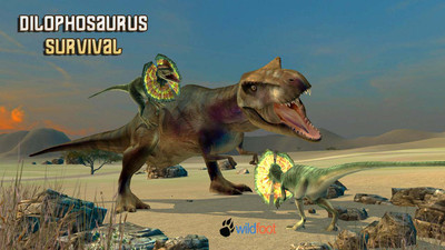 荒野恐龙生存 APP截图