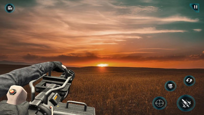 3D射击模拟器 APP截图