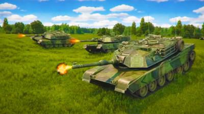 坦克狂潮 APP截图