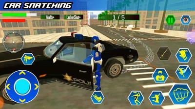 机器人警察英雄 APP截图