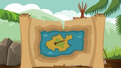 火柴人:逃离岛屿 APP截图