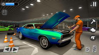 汽车修理工模拟 APP截图