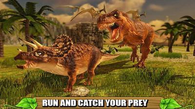 愤怒的恐龙模拟器 APP截图