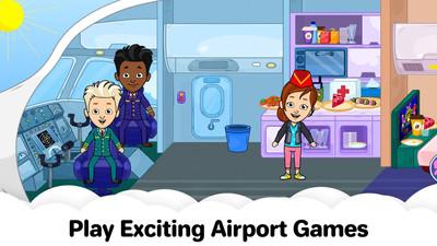 我的机场城市:儿童小镇 APP截图
