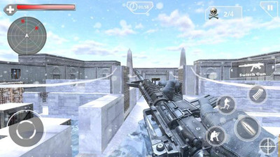 SWAT狙击手部队任务 APP截图
