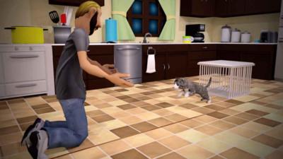 猫咪逃生模拟器 APP截图