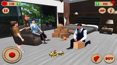 虚拟家庭模拟器 APP截图
