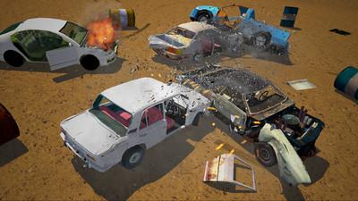 车祸模拟 APP截图