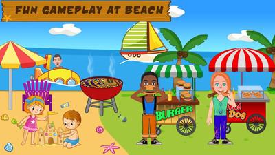 沙滩冒险记 APP截图
