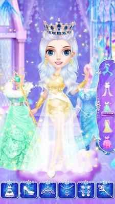 冰雪女王时尚沙龙 APP截图