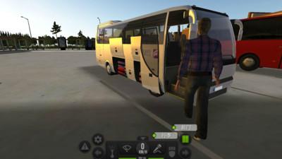 超级驾驶-模拟3D客车 APP截图