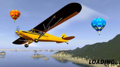 飞行驾驶模拟器 APP截图