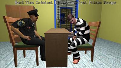疯狂监狱逃生 APP截图