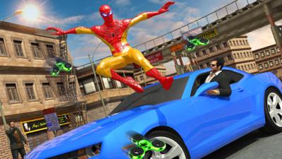 超级蜘蛛侠3D APP截图