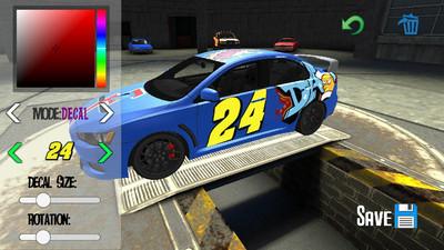 真实赛车模拟 APP截图