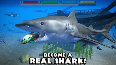 鲨鱼模拟器 APP截图