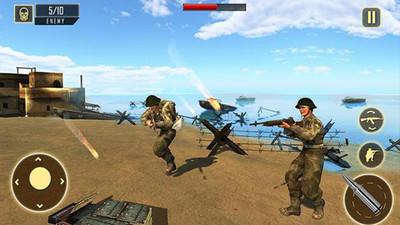 二战陆军生存 APP截图