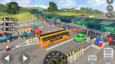 城市校车模拟器2019 APP截图