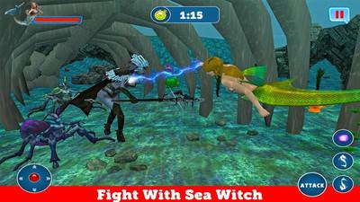 美人鱼公主模拟器 APP截图
