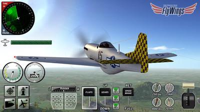 战斗飞行模拟器 APP截图