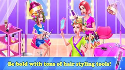 发型师时尚沙龙2 APP截图