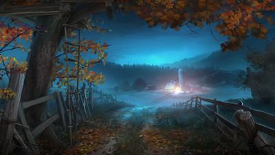 乌鸦森林之谜1:枫叶溪幽灵 APP截图