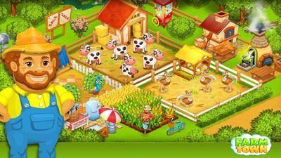 家庭农场 APP截图