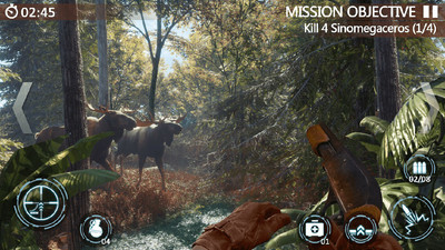 野生狩猎:最后的猎人 APP截图