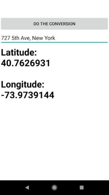 GPS转换器的地址 APP截图