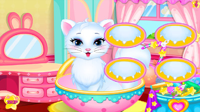 小猫咪美发沙龙 APP截图