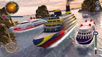 游艇驾驶模拟器 APP截图