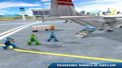 机器人变形英雄 APP截图