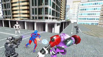 超级闪电机器人 APP截图
