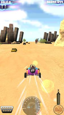 我的沙滩极速赛车 APP截图