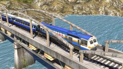 印度火车山地驾驶 APP截图