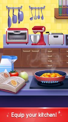 烹饪大厨 APP截图