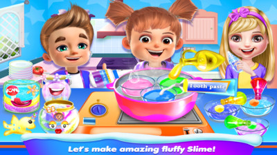 史莱姆烹饪小游戏 APP截图