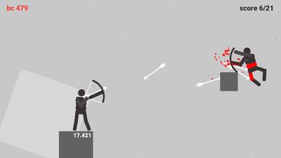 火柴人弓箭手 APP截图