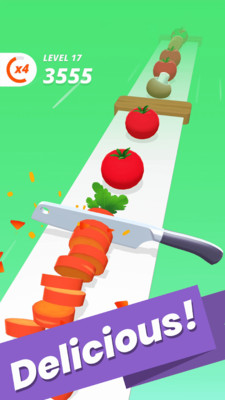 完美水果切片 APP截图