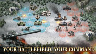 二战名将:策略战争 APP截图
