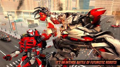 变形金刚:机器人战斗 APP截图