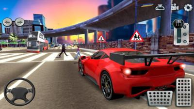 城市停车模拟器 APP截图