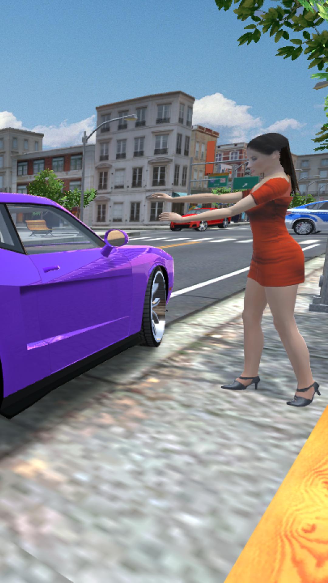 汽车驾驶模拟器 APP截图