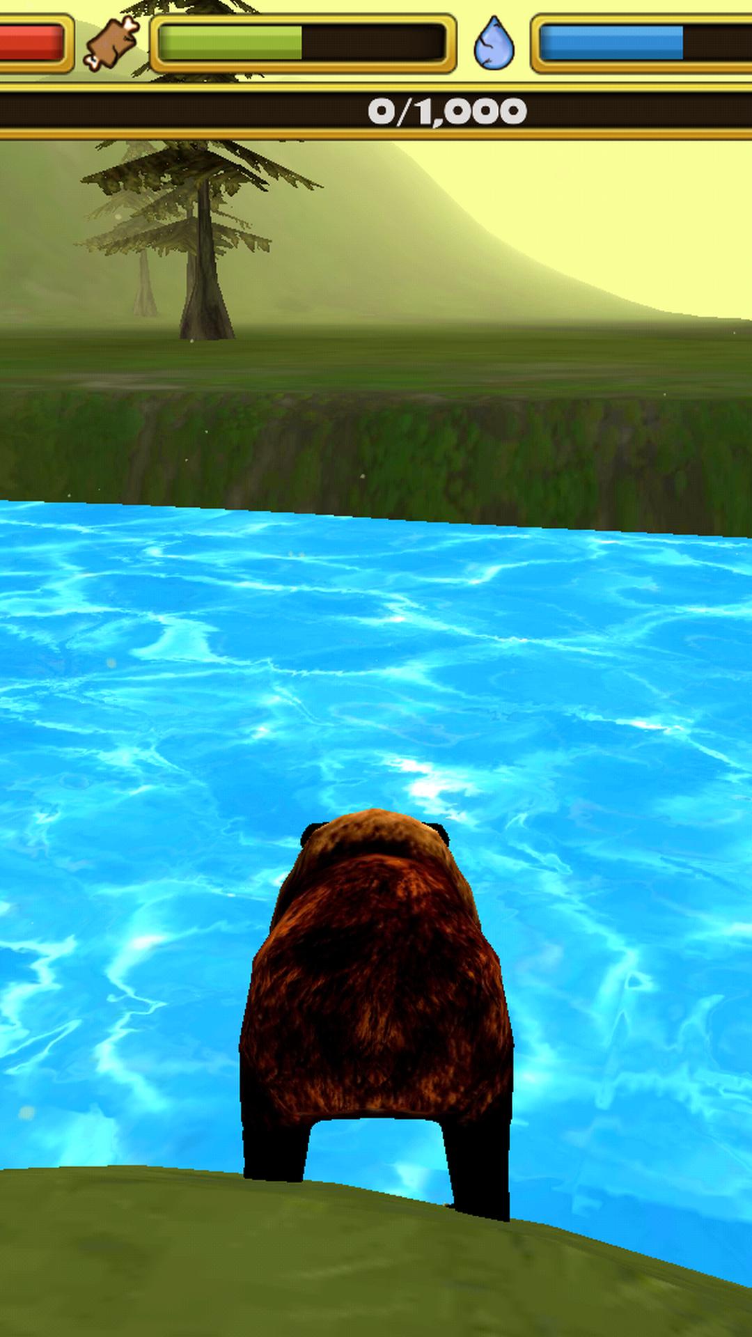 棕熊模拟 APP截图
